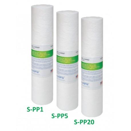 Wkład mechaniczny z włókniny SUPREME SPP1